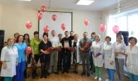 Национальный день донора 20.04.17